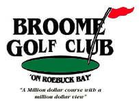 Broome Golf Club