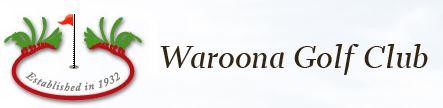 Waroona Golf Club