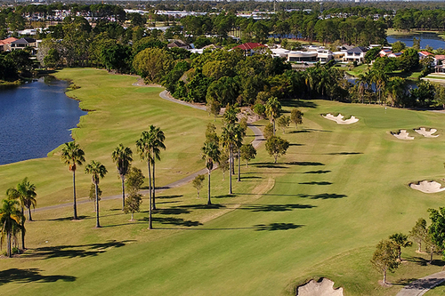 Sanctuary Cove Golf Club - The Palms