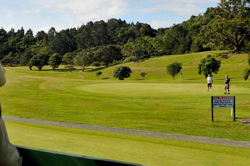 Waitakere Golf Club
