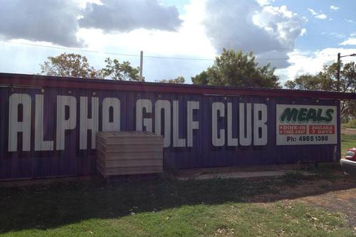Alpha Golf Club