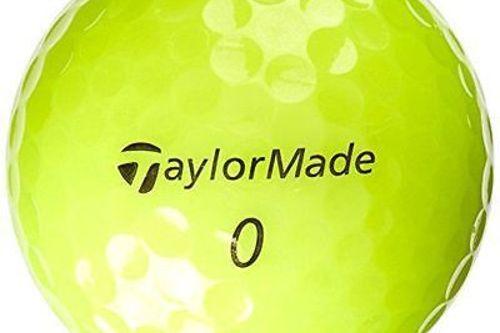 100 Taylormade Yellow Mix AAA/Standard Grade - Image 1