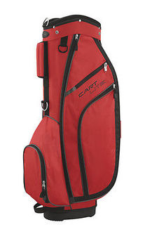 Preview fit wilson cart lite golf bag red black golf bag