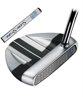 Preview fit odyssey works superstroke v line versa putter