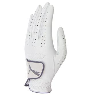 Puma Ladies Pro Performance Leather - White - Image 1