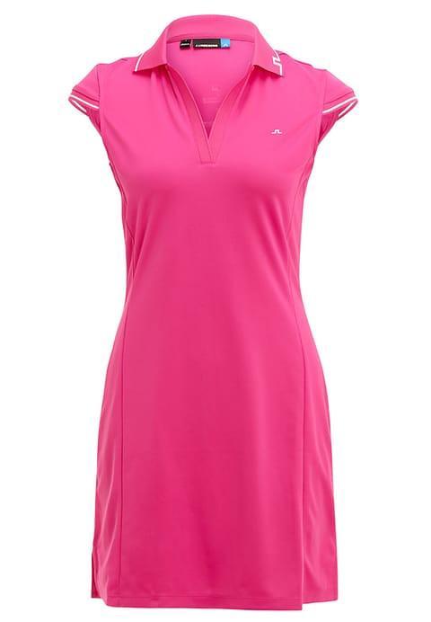 Marlene Dress - Pink Intense - Image 1