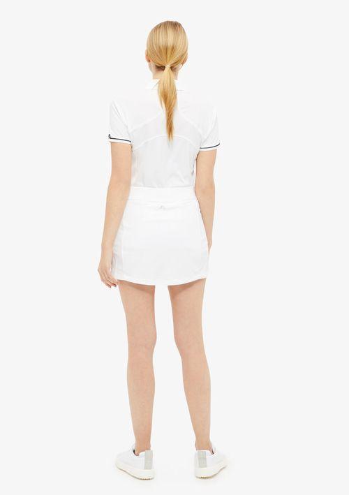 W Amelie TX Jersey Skort - White - Image 5