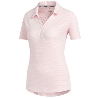 adidas Golf Club Ladies Polo Shirt - Image 1