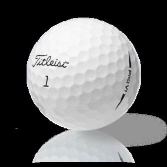 2018 Titleist Pro V1 AAAA/Near Mint Grade - 50 Balls - Image 1