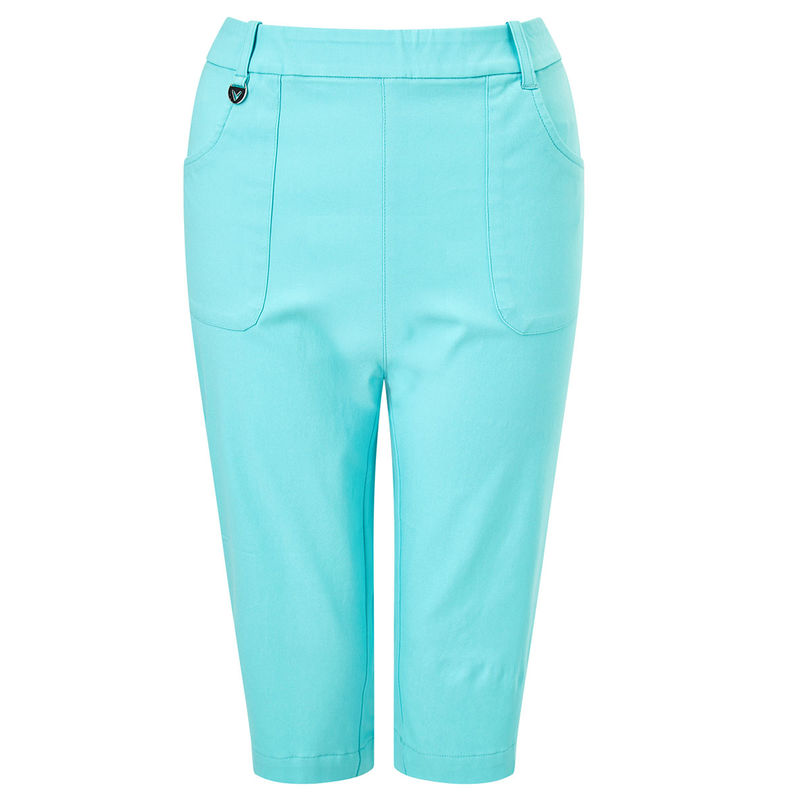 Callaway Golf Chev Pull On City Ladies Shorts - Image 1