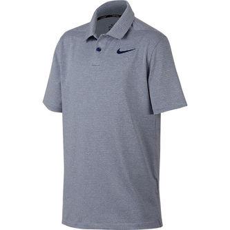 Nike Golf Dri-Fit Control Stripe Junior Polo Shirt - Image 1