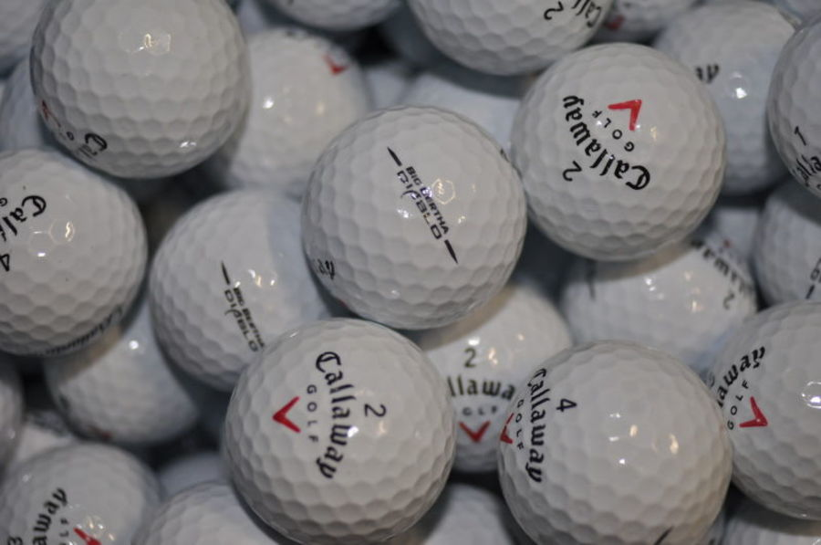 Standard fit google lost golf balls  50callawaymix 4a50 50callawaymix 4a50 additional image link 0