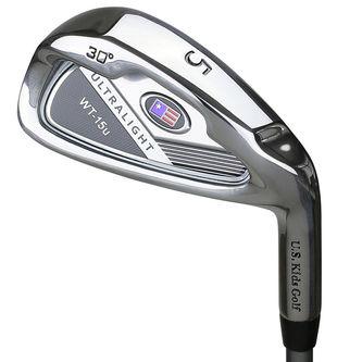 US Kids Golf UL Purple 54 Junior Irons - Image 1