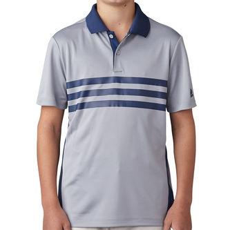 adidas Golf Merch Junior Polo Shirt - Image 1