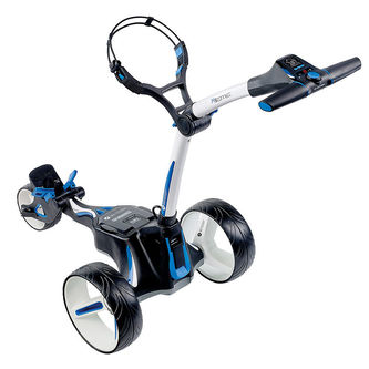 Motocaddy M5 Connect Standard Range Lithium Electric Trolley - Image 1
