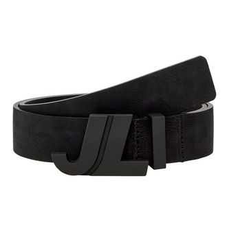 J.Lindeberg Iconic Brushed Leather Belt - Image 1