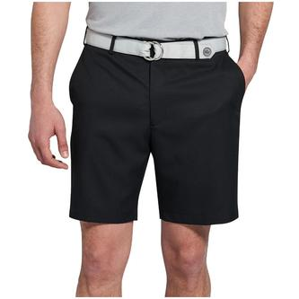 Peter Millar Salem High Drape Performance Shorts - Black - Image 1