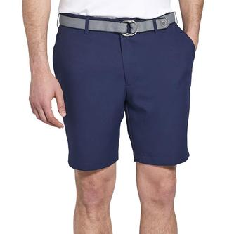 Peter Millar Salem High Drape Performance Shorts - Navy - Image 1