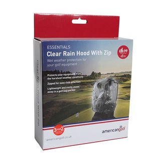 AG Essentials Clear Rain Hood - Image 1
