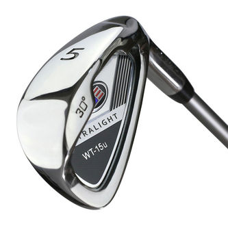 US Kids Golf UL Green 57 Junior Irons - Image 2