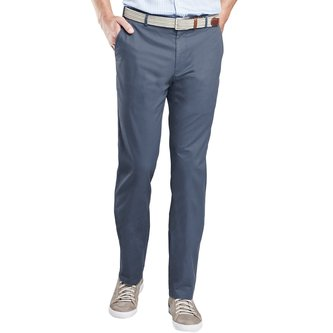 Peter Millar Soft Touch Twill Pant - Navy - Image 1