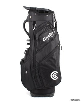 New Cleveland Lite Cart Golf Bag Black / Black G1180 - Image 1