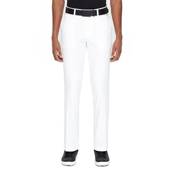 J.Lindeberg Ellott Tight Micro Stretch Golf Pants - White - Image 1