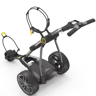 PowaKaddy Compact C2i 18 Hole Lithium Electric Golf Trolley - Image 1
