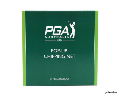 PGA POP-UP CHIPPING NET - NEW - #E4866 - Image 1