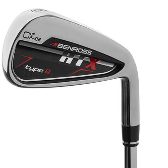 Benross HTX Type R Irons Steel 5-SW - Image 1