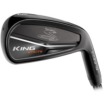 Cobra King Black Graphite Utility Iron - Image 1