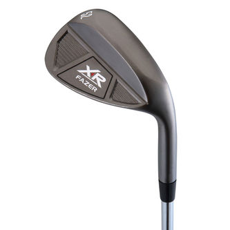 Fazer Mens Black XR Nickel Right Hand Wedge - Image 1