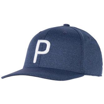 PUMA Golf P Snapback Cap - Image 1
