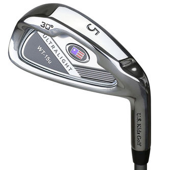 US Golf Kids Green Left Hand UL 57 Irons - Image 1
