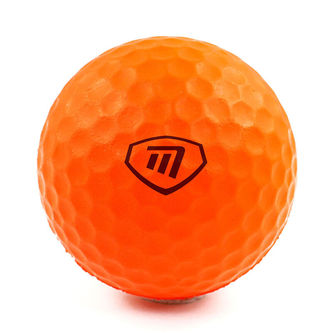 Mizuno Golf Orange Lightweight Masters Lite Flite Golf Practice Balls - Image 1