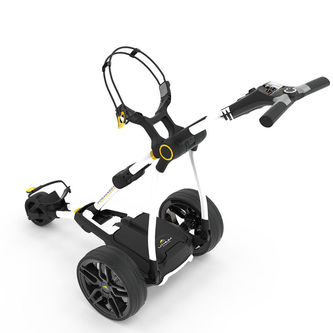 PowaKaddy Compact C2 Limited Edition 18 Hole Lithium Golf Trolley - Image 1
