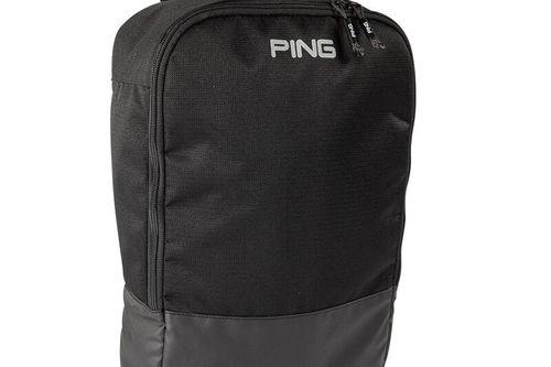 Ping Black and Grey Stylish Shoe Bag 2018 - Image 1