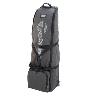 TaylorMade Mens Heather Grey Classic Travel Cover - Image 1