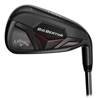 Callaway Golf Big Bertha 19 Right Hand 6-SW 6 Steel Irons - Image 1