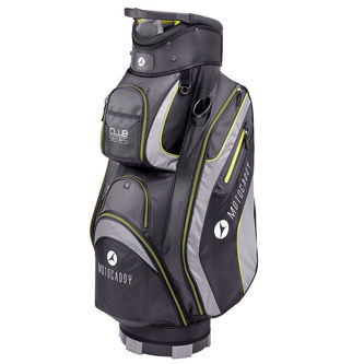Motocaddy Black and Lime Green Long Lasting Club-Series Golf Cart Bag - Image 1