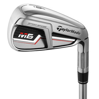 TaylorMade Graphite M6 Right Hand 5-PW 6 Irons - Image 1