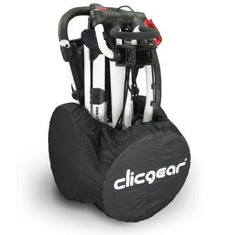 Clicgear 3.5 Golf Trolley Wheel Cover - Image 1