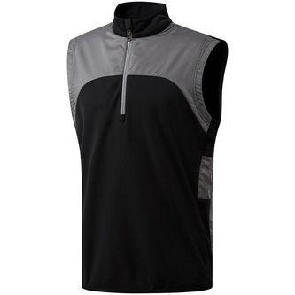 adidas Golf Climaheat Frostguard 1/4 Zip Golf Jacket - Image 1