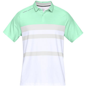 Under Armour Iso-Chill Block Golf Polo Shirt - Image 1