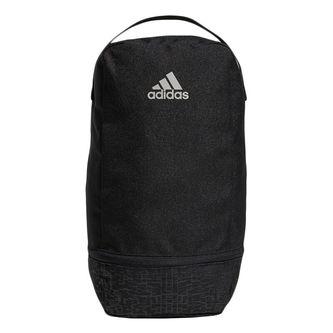adidas Golf Mens Black Shoe Bag - Image 1