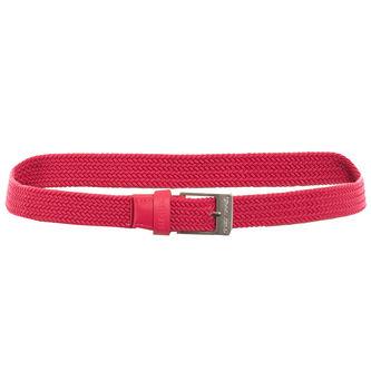 Green Lamb Desiree Stretch Ladies Belt - Image 1