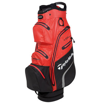 TaylorMade Deluxe Waterproof Golf Cart Bag - Image 1