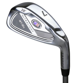 US Kids Golf UL Red 39 Junior Irons - Image 1