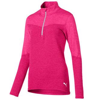 PUMA Golf EVOKNIT Ladies Golf Jacket - Image 1