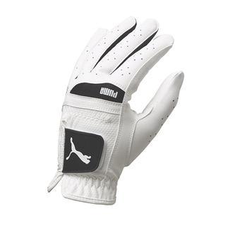 Puma Womens Flexlite Performance Golf Glove - White/Black - Image 1